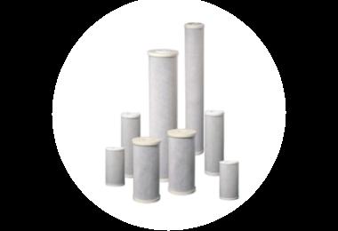 Сменные картриджи и материалы для систем водоочистки