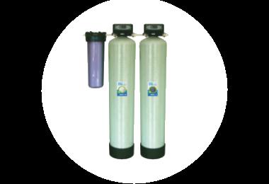 Фильтры очистки воды для коттеджей