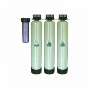 Индустриальный фильтр Айсберг 3 колонны 0,9 м