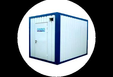 Мобильная станция для очистки воды в полевых условиях